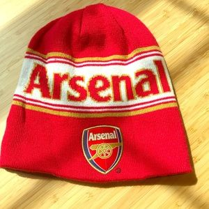 Arsenal Knit Hat NWOT